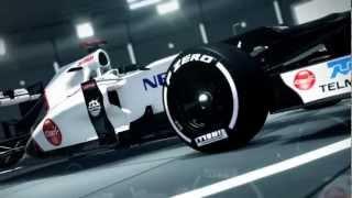 F1 2012 - Coming Soon - Mac Trailer