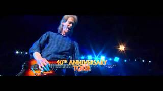 Boston 40th Anniversary Tour Promo