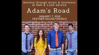 Adams Road Ministry at Feather Sound Church 1-7-18
