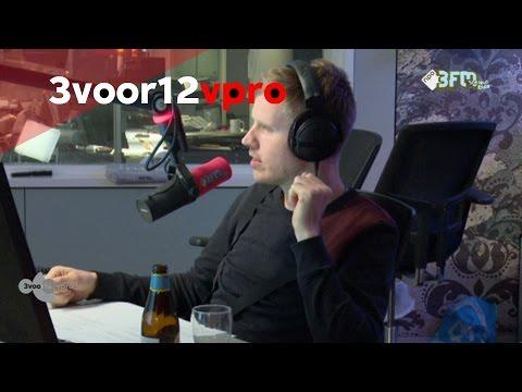 Joris Voorn als co-host in 3voor12 Radio!