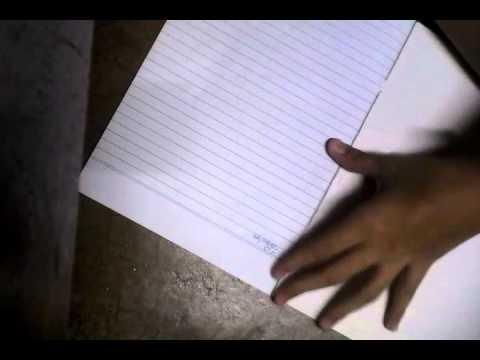 วิธีเขียนไดอารี่