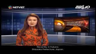 VN-SHIZUOKA CUP 2017 trên kênh truyền hình VTC 10