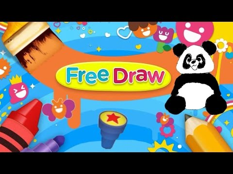 Nick Jr Free Draw Drawing And Coloring Game For Kids