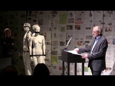 Presse! Freiheit? - Inszenierte Lesung von Christoph Martin Wieland in der Stadthalle Biberach