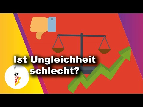 Ist Ungleichheit schlecht? (Liberty Economy 13)