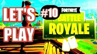 FORTNITE BATTLE ROYALE|SOLO GAMEPLAY|LET'S PLAY #10|THURSDAY LIVESTREAM|PS4|