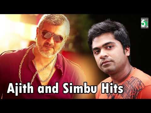Ajith & Simbu Super Hit Popular Audio Jukebox