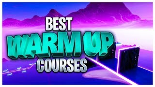 Best Fortnite Warm Up Course Codes for Console and PC (Editing/Aim/Building)