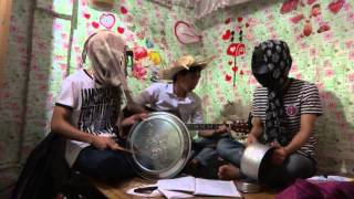 Nồng nàn hà nội_guitar+gõ mõ cover