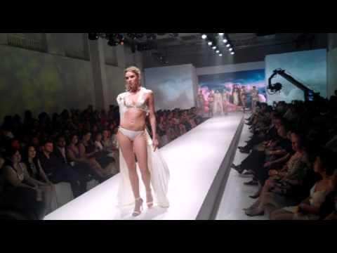 Triumph Lingerie Fashion Show 2015 Singapore
