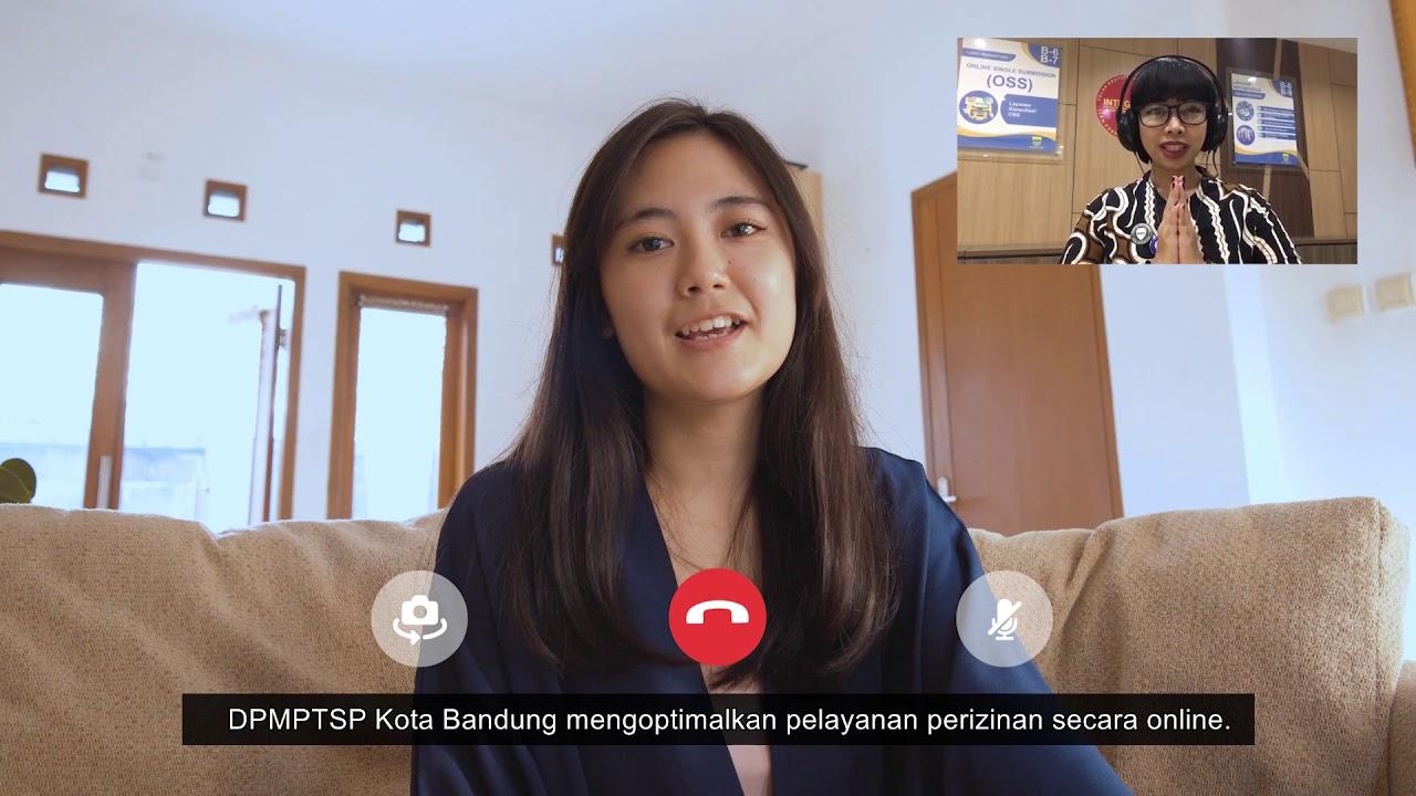 The New Normal DPMPTSP Kota Bandung