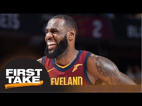 First Take debates if LeBron James would sign with Rockets | First Take | ESPN