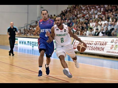 Adam Hanga 32 points vs. Great Britain (EuroBasket 2017 - Quali)