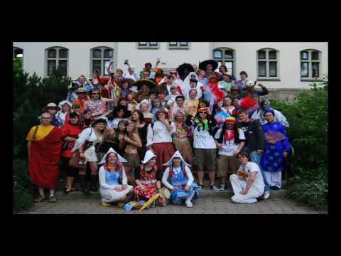 Abiballpräsentation des Johann Gottfried Herder Gymnasiums in Schneeberg (2009) Part 3/3