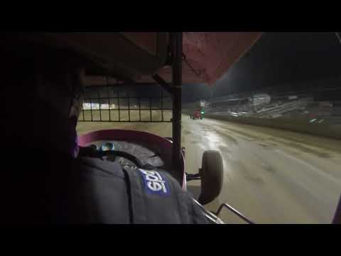 Vintage Racing at Princeton Speedway 8/11/2017 Feature Race Ride Along in the #1A Super Mod Car