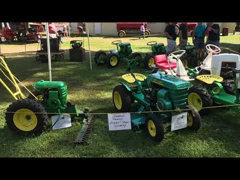 Connecticut Antique Machinery Association Fall 2017 show
