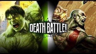 Hulk vs Kratos who will win in hindi