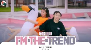 Download Mp3 Male Version |  G I-dle - I'm The Trend