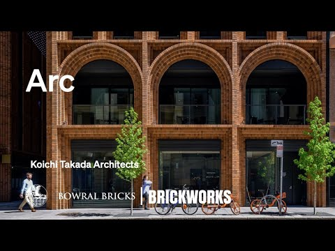 Built With Brickworks | Koichi Takada Architects | Arc