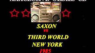 Saxon International vs Third World 1985