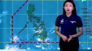 [Balitaan] Panahon TV: Weather news [03|31|14]
