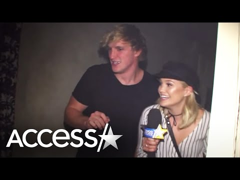 Logan Paul & Olivia Holt Vs. Universal Studios Hollywood's Halloween Horror Nights!