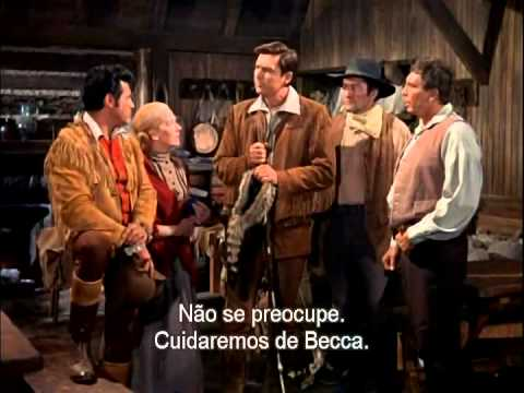 Daniel Boone - 1° episódio Parte 1 Caravana para Camberland