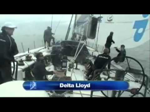 Live Boston In Port Race 1 | Volvo Ocean Race 2008-09