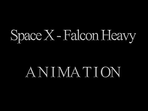 Space X Animation - Music Video