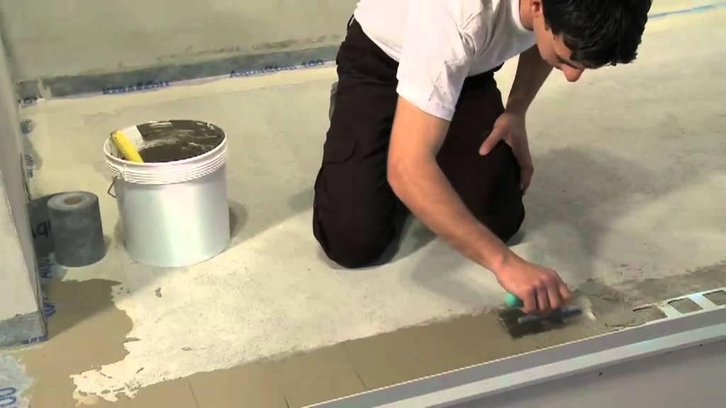 Kerakoll  Sistema di impermeabilizzazione AquaExpert 2