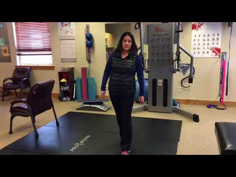 Dynamic Hip Strengthening Exercise for Gait Improvement | Pro Physio