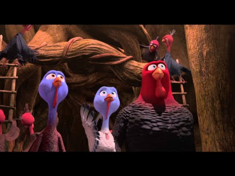 Fee Birds - Fee Movie Kids For Baby - Animation English Funny