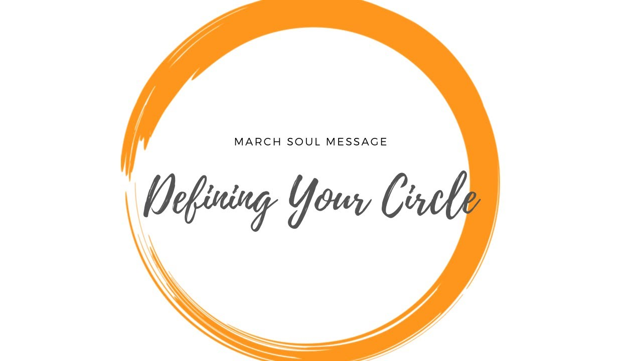 Defining Your Circle