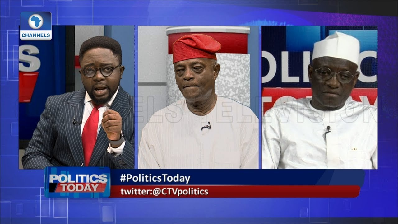 Lawmaker, PDP Chieftain Face-Off Over Saraki's Impeachment Pt.1 |Politics Today|