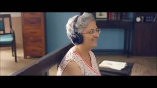 videocon d2h wireless dth headphones old couple