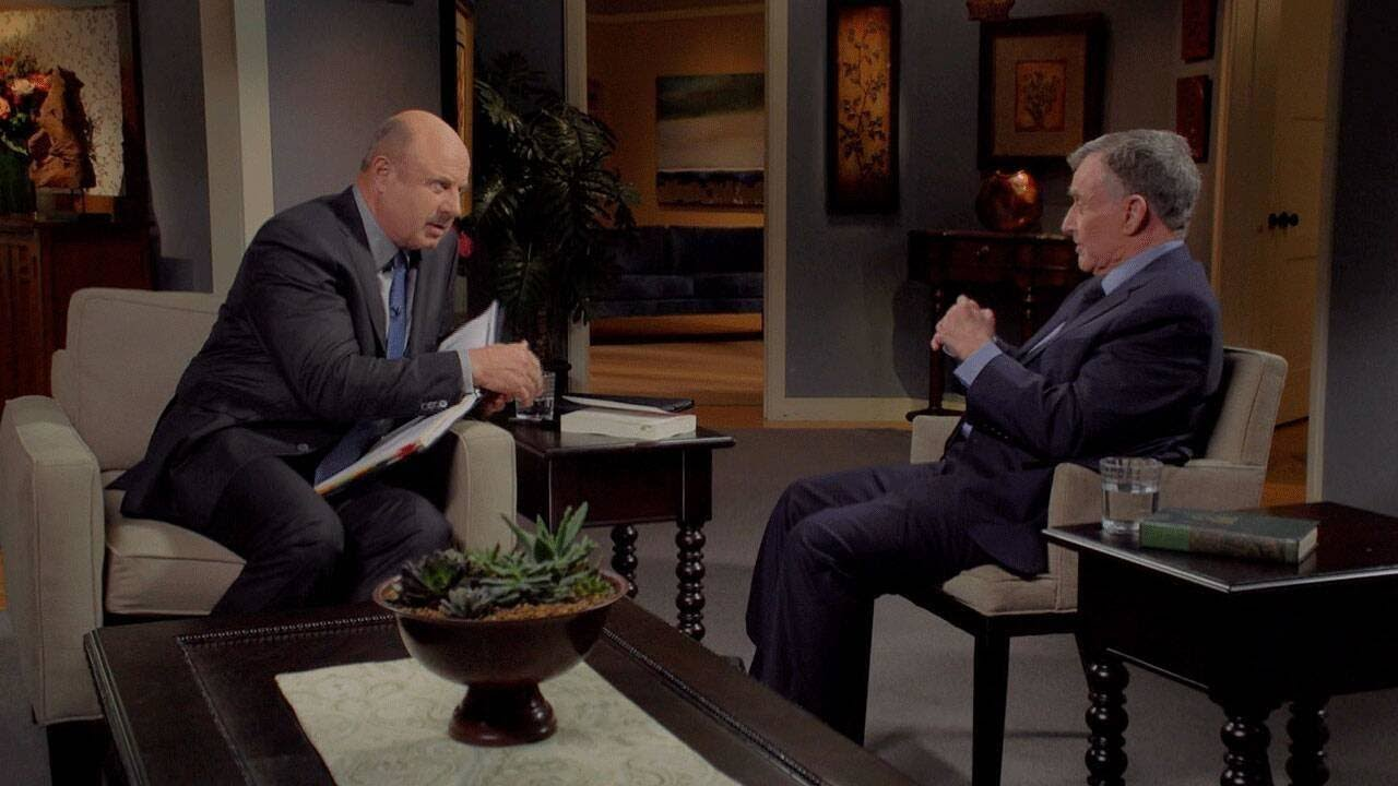 Download 'I Have Never Seen That Much Blood From Somebody Falling Down The Stairs,' Dr. Phil Says To Guest…