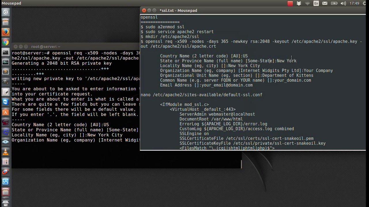 Openssl установка из исходников ubuntu лицензия на продвижение сайта