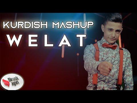 WELAT - KURDISH MASHUP / 2020 KLÎP [Official Music Video]