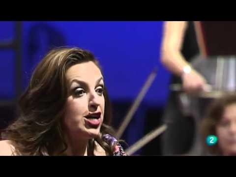 """""""Carceleras"""" Las hijas del Zebedeo de R.Chapi. Raquel Lojendio, soprano"""