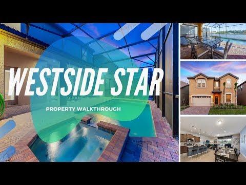 Westside Star - Walkthrough | Windsor At Westside Resort  | Florida Vacation Homes