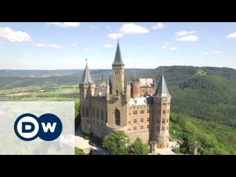 A storybook fortress: Hohenzollern Castle | Check-in