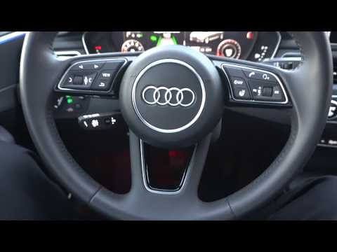 Audi Heads Up Display In 2016 A7 Hud Doovi