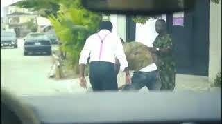 MrPatrick latest comedy skit quotI slapped an army manquot