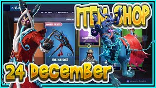 | FORTNITE UK | ITEM SHOP December 24th * NeW * KRAMPUS skin!! -Playr NINE – FORTNITE ENGLISH