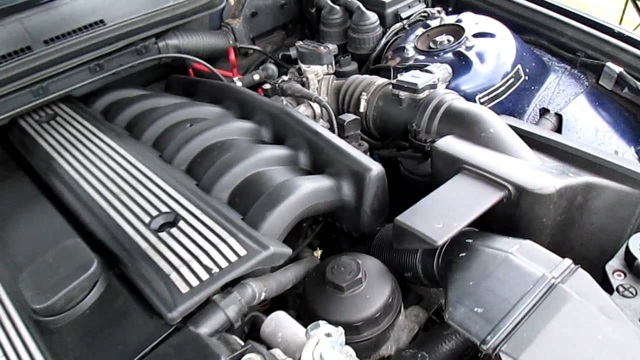 E I Engine Mount Failure YouTube - Bmw 328 engine
