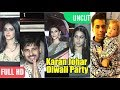"""Karan Johar"" Hosts a Diwali Bash With Bollywood Celebrities 