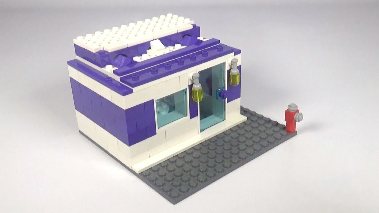 Lego Basic House (009) Building Instructions - LEGO Classic How To ...