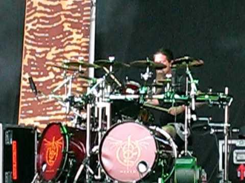 LAMB OF GOD live in Denver at the Mayhem Festival!