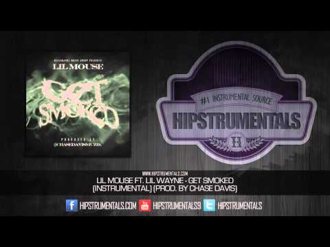 Lil Mouse - Get Smoked [Instrumental] (Without Hook) (Prod. By Chase Davis) + DOWNLOAD INK