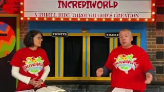 IncrediWorld Day 5 Bible Lesson